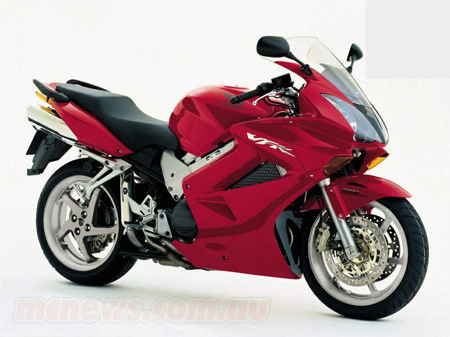 R/&G Black Crash Protectors For Honda 2006 VFR800 F6 VTEC
