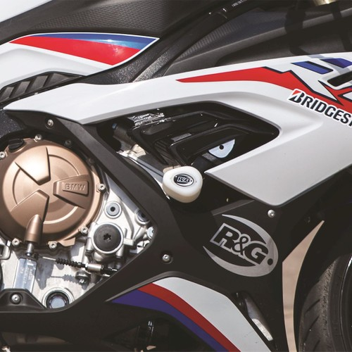 R/&G Racing Frame Plug to fit BMW S1000RR 2012-2014 Left Hand Side