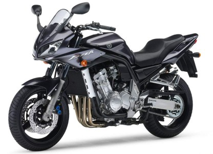 R/&G MOTORCYCLE WATERPROOF  SHOCKTUBE Yamaha Fazer 1000 2005